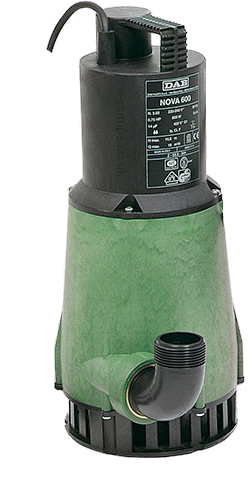 DAB Nova 600 M-NA Manual Submersible Pump