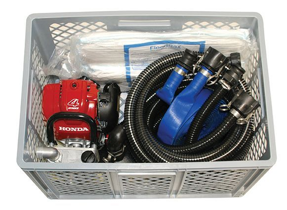 FloodMate 3 Emergency Pumping Kit.