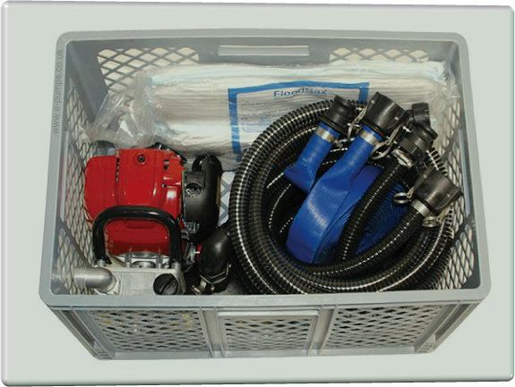 FloodMate 4 Emergency Pumping Kit.