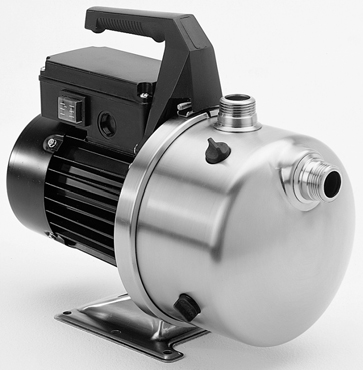 Grundfos JP Self Priming Jet Pump