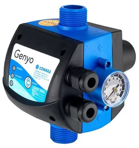 Lowara Genyo Pump Control 8A F22 - 2.2 Bar Fixed Start