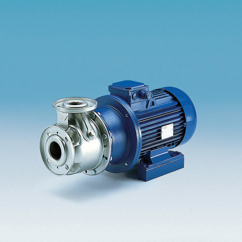 Lowara She4 80 250 75 P Close Coupled End Suction Pump