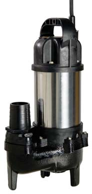 SV-400 Manual Submersible Drainage & Sewage Pump 110V